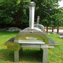 2015 new portable outdoor wood fired pizza oven