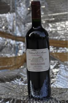 French Red Wine Chateau Le Manoir Lalande De Pomerol 2009