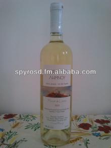 Greek Sweet Wine Moschatos Limnos Island 750 ml