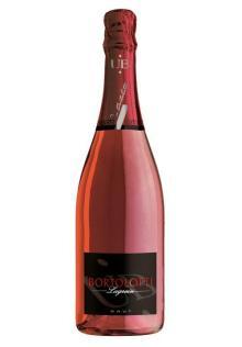 Italian Wine Spumante Rosato Lagrein - Brut