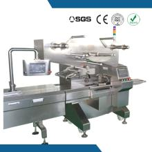 servo control automated wrapper packing bar chocolate
