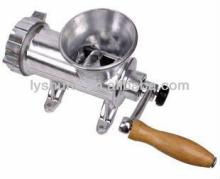Good quanlity cast iron Handle operating meat mincer, Manual Meat Mixer Grinder