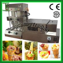 Tangsheng Stainless Steel  Automatic   Pizza   Cone  Making  Machine / Pizza   Cone  Production Line/ Pizza   Cone