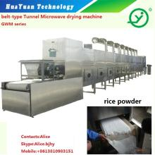 cocoa powder drying sterilizing machine with CE certification
