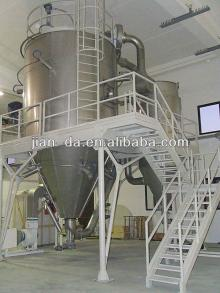 Centrifuge spray dryer of cocoa milk powder