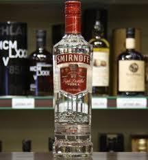 70cl smirnoff  vodka   bottle  700ml