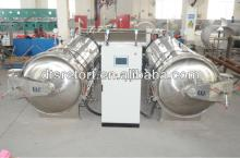 Three Chambers Water Immersion Autoclave for Canned Food
