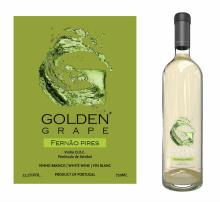 GOLDEN GRAPE White Wine Fernao Pires