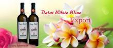 Dalat White Wine Export