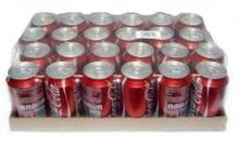 COCA ....COLA ....SOFT DRINKS 330ML