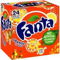 FANTA... FANTA ...SOFT DRINKS 330ML