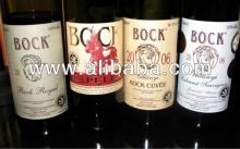 BOCK wine