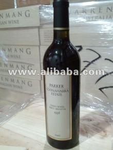 1998 Parker Terra Coonawarra Estate Terra Rossa First Growth Cabernet Sauvignon 750ML