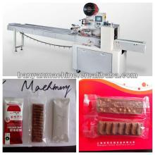 High Quality Pillow Automatic Bar Chocolate Wrapping Machine\(+0086-13761904473)