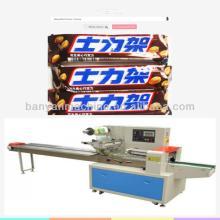 Yb 450 chocolate bar packing machine 0086 15721273088 for Food bar packaging machine