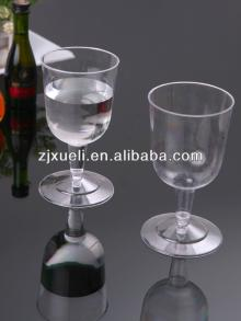 Plastic   red   wine   bottle