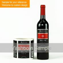 red wine label5