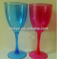 Hot selling red wine glass/Goblet/Wine Plastic Cup