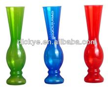 Transparent Plastic champagne glass Goblet,Red Wine Glass
