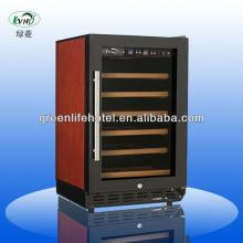 Luxurious wooden  furniture  type of red wine refrigerator