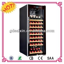 Red Wine Cooler With 108 Bottles Capacity For Commercial Wine Storage Cooler
