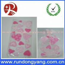 2013 Clear plastic candy bags for promotion
