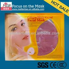 Deep clean and anti aging collagen red wine facial mask