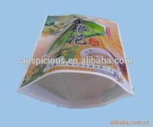 Custom printing reseable aluminum foil tea bag royal cup tea bags