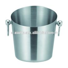 High quality 5.0L stainless steel wine cooler bucket champagne chiller