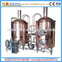factory price 500l beer  brewery   equipment  quality-assured  micro   brewery   equipment  for sale
