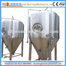 turnkey brewery stainless steel conical fermenter for Micro brewery beer equipment