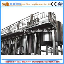 small and medium size brewery 2T-10T beer brewery,micro brewery for sale