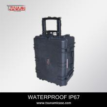 easy carrying case No.584433  outdoor   equipment  waterproof IP67 case Champagne carry case