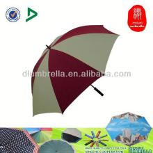 Hot selling red wine bottle umbrella