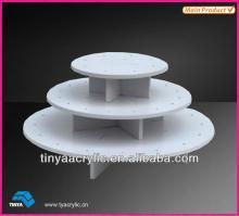 Hot Sale New Innovation Acrylic  Round  Lollipop Display Organizer