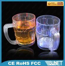 Flash Cup flashing Glass  Luminous  Light LED Bar Night Club KTV Party Drink champagne cup