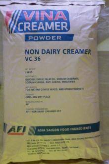 Non - dairy   creamer