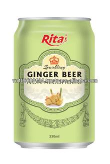 Ginger Non Alcohol Beer