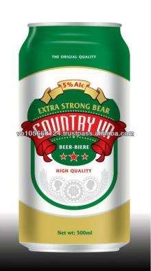 Vietnam Strong Beer