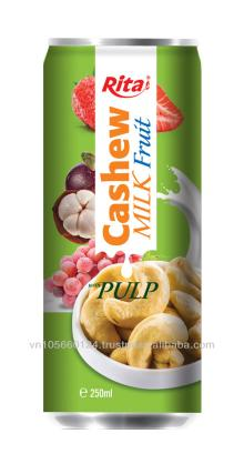 Cashew Fruit Milk With Pulp