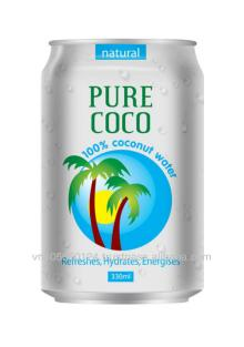 100% Coconut Water Juice