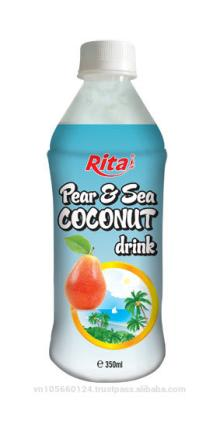 Pear & Sea Coconut Water