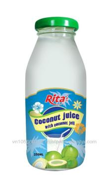 Coconut Juice With Jell
