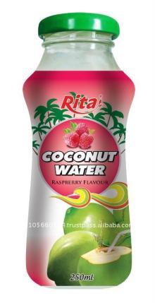 100% Pure  Coconut   Water   Juice
