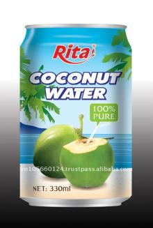 100% Natural Coconut Water Juice