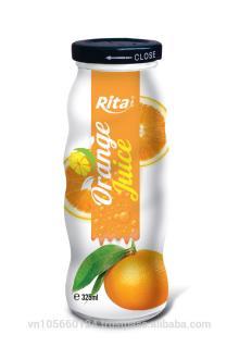 Orange Fruit Juice Drink