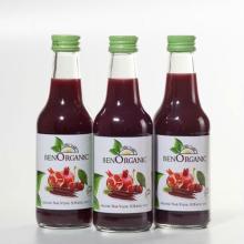 BENORGANIC - Pomegranate, Sourcherry and  Black   Carrot  Juice NFC