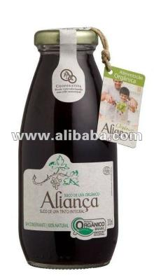Natural Organic Alinca Grape Juice