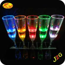 Liquid Activated LED Champagne Glass