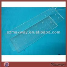 Transparent DIY Plastic Acrylic Plate Lollipop Holder Push Cake Pop Stand